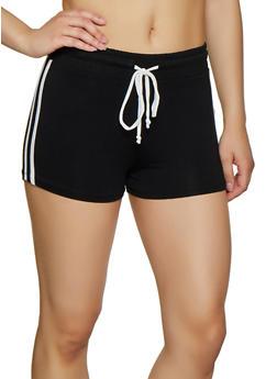 Varsity Stripe Shorts - 0056054260990