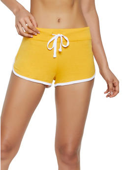 Contrast Trim Dolphin Shorts | 0056054263960 - 0056054263960