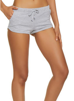 French Terry Dolphin Shorts   0056054264640 - 0056054264640
