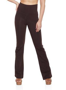 Flared Yoga Pants - 0056054266037