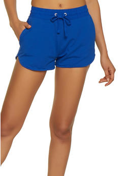 French Terry Dolphin Shorts   0056054268291 - 0056054268291