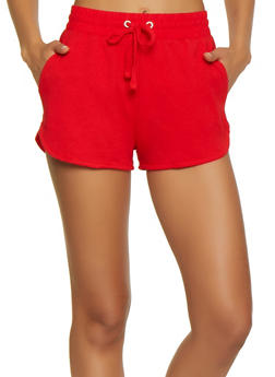 French Terry Dolphin Shorts | 0056054268291 - 0056054268291
