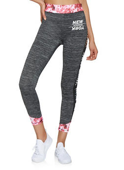 New York Activewear Leggings - 0058038345631