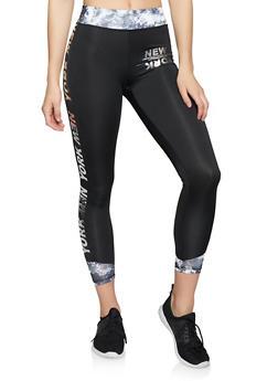 New York Activewear Leggings - 0058038345631