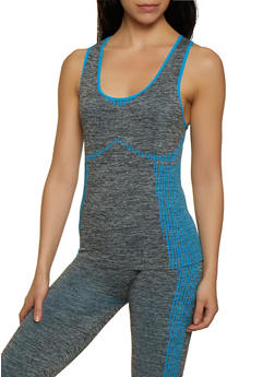 Racerback Activewear Tank Top - 0058038347900