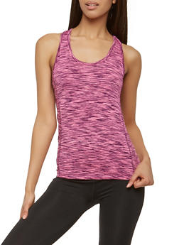 Racerback Active Tank Top - 0058054265833