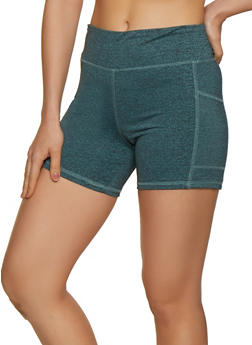 Side Pocket Bike Shorts - 0058062703221