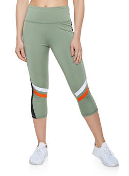 Capri Activewear Leggings - 0058062707269