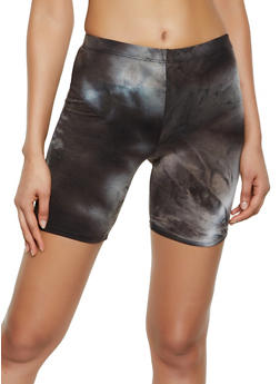 Tie Dye Bike Shorts | 0060074010058 - 0060074010058