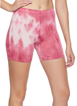 Tie Dye Bike Shorts | 0060074010058 - 0060074010058