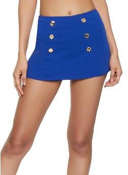 Solid Sailor Skort - 0062074016161