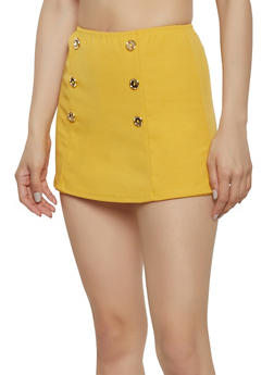 Solid Sailor Skort - 0062074016161
