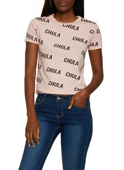 Chula Graphic T Shirt - 0302033876655