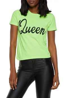 Queen Graphic Tee - 0302033879215
