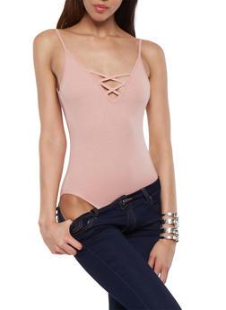 Caged Cami Bodysuit - 0307054269998