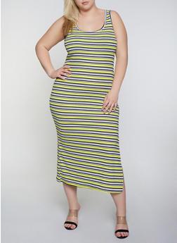 Cheap Plus Size Sundresses   Everyday Low Prices   Rainbow