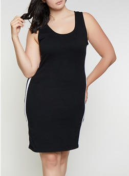 Black Plus Size Dresses | Rainbow
