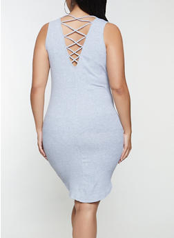 Plus Size Casual Dresses | Rainbow
