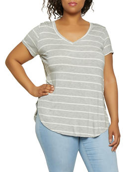 0072133d815 Cheap Plus Size Tops | Everyday Low Prices | Rainbow