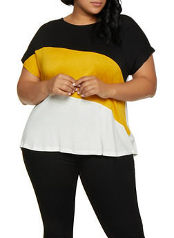 f9b882b3e Cheap Plus Size Tops | Everyday Low Prices | Rainbow