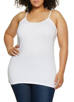 Plus Size Cami - 0916015051211