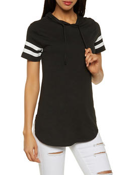 Womens Cotton Tunic Tee