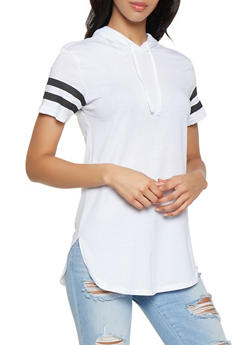 White Tunic Tops for Women