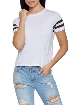 Varsity Stripe Tee | 1013033879521 - 1013033879521