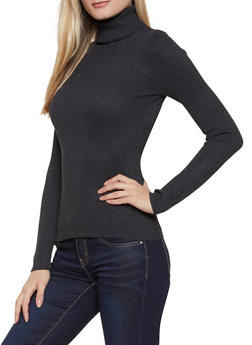 Long Sleeve Turtleneck Sweater | 1020054263660 - 1020054263660
