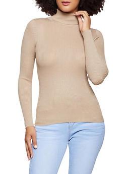 Long Sleeve Turtleneck Sweater | 1020054263660 - 1020054263660