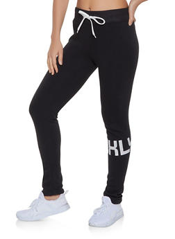 BKLYN Graphic Sweatpants - 1056038347161