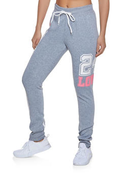 Love 24 Sweatpants - 1056038347171