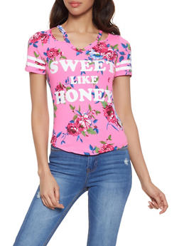 Womens Honey Tee
