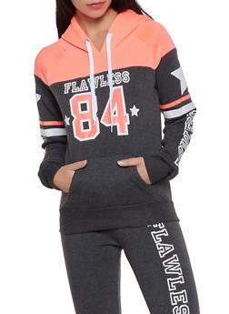 Flawless 84 Pullover Sweatshirt - 1056038347430