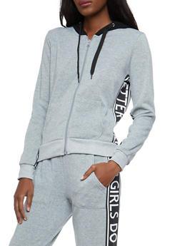 Girls Do It Better Graphic Sweatshirt - 1056051060030
