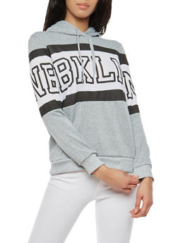 Fleece Brooklyn Graphic Sweatshirt - 1056051060050