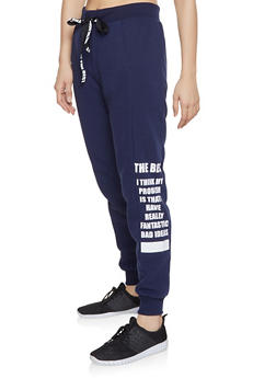 The Best Graphic Sweatpants - 1056051060084