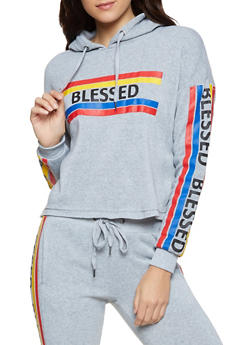 Blessed Pullover Sweatshirt - 1056051061600