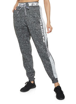 Love Always Wins Knit Joggers - 1056051061771