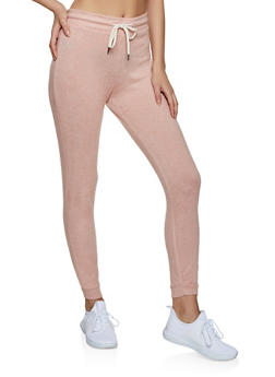 Brushed Knit Joggers - 1056054268620