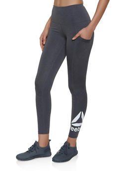 Reebok Active Leggings with Two Pockets - 1057076041935