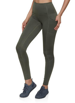 Reebok Active Leggings with Pockets - 1057076041938