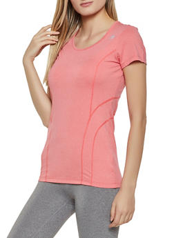 Reebok Scoop Neck Active Tee - 1057076043011