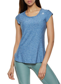 Reebok Short Sleeve Active Top - 1057076043050