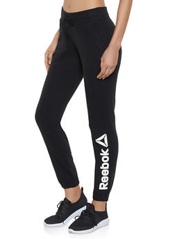 Reebok Joggers with Fleece Lining - 1057076043080