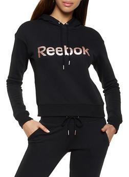 Reebok Fleece Lined Sweatshirt - 1057076043230