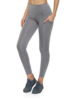Reebok Two Pocket Active Leggings - 1057076048309