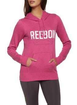 Reebok Hooded Sweatshirt - 1057076048413