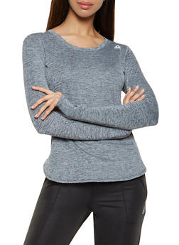 Reebok Long Sleeve Active Top - 1057076049303