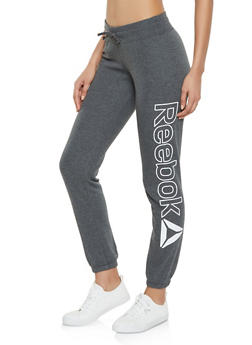 Reebok Fleece Lined Joggers - 1057076049310